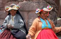 Tisseuses du Pérou