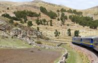 Train de Cuzco à Machu Picchu Pueblo
