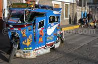 Transports à Lima