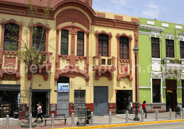 Architecture péruvienne