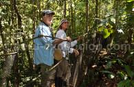 Découverte de la forêt amazonienne, Pérou