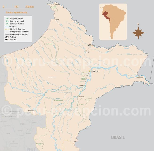 Región d'Iquitos