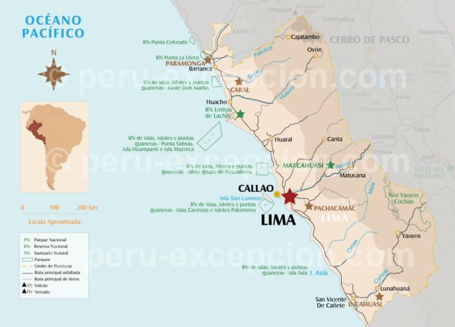 Région de Lima