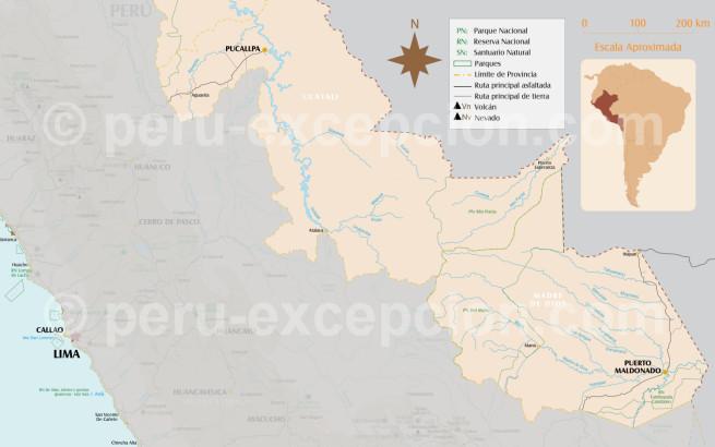 Región de Puerto Maldonado