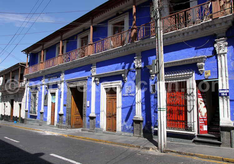 Architecture , Arequipa, Pérou