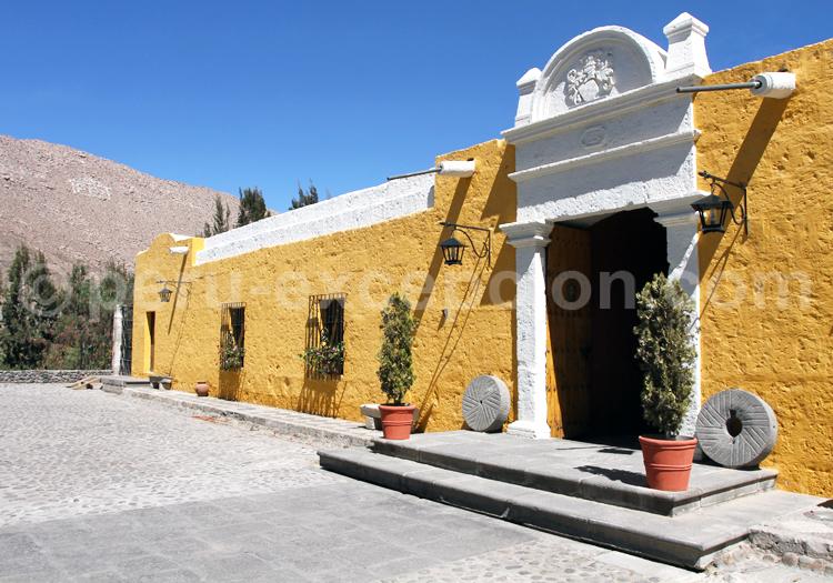 Architecture coloniale, Arequipa