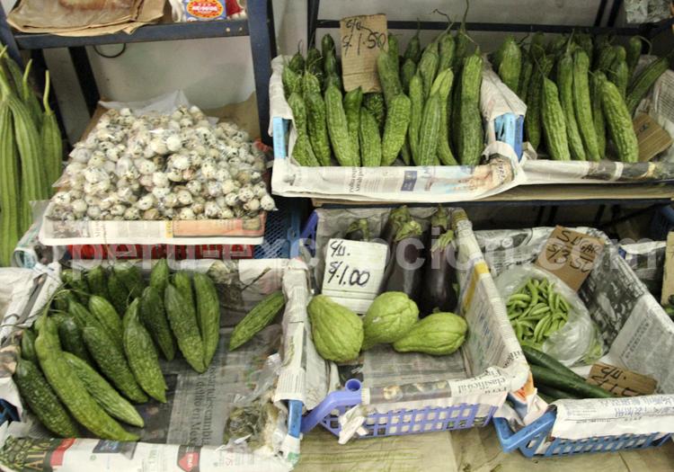 Légumes verts, Pérou
