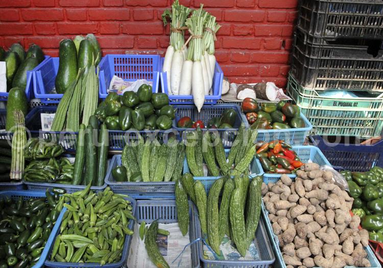 Fruits et légumes du Pérou
