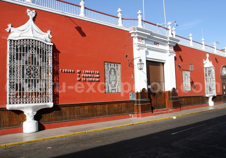 Chambre de Commerce, Trujillo
