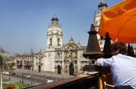 Place d'Armes de Lima