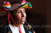 Tenue Quechua, Lac Titicaca