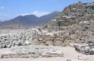 Caral, région de Lima