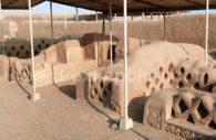 Site archéologique, Littoral Nord, Pérou