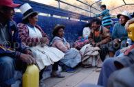 En route, voyage Pérou