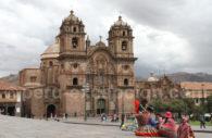 Iglesia de la compañia de Jesús, Cusco