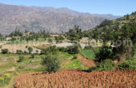 Paysage Cordillère blanche, Pérou