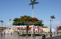 Place d'armes, Trujillo