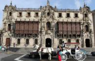 Palais de l'Archeveché, Lima