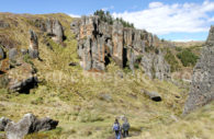 Bosque de Piedras de Cumbemayo