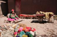 Artisanat, Lac Titicaca