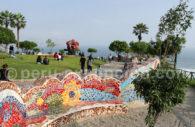 Parc de l'Amour, Lima, Pérou