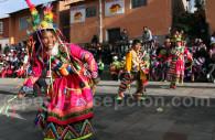 Démonstration de danses traditionnelles, Taquile