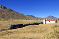 Arrêt entre Cusco et Puno