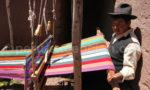 Atelier textile, Lac Titicaca