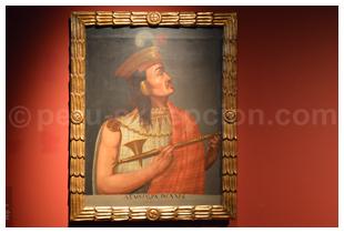 Atahualpa, quai branly