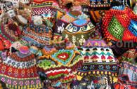 Bonnets péruviens