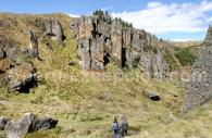 Bosque de piedras, Cumbemayo