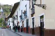 Rue du Cerro Santa Apolinia, Cajamarca