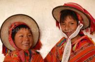 Coiffes et chapeaux du Pérou
