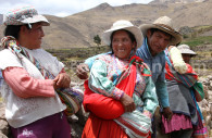Colca, Vacances au Pérou
