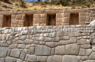 Ruines inca, cité du Machu Picchu