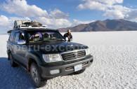 Désert d'Uyuni, Bolivie