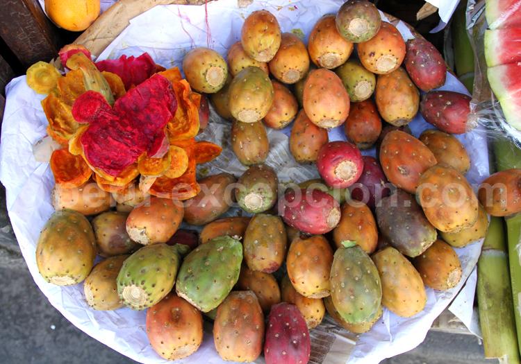 Fruits exotiques du Pérou