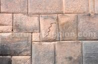 Exemple de gravure, héritage inca