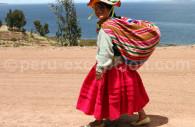 Lac Titicaca, Tourisme Pérou