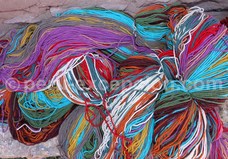 Art du textile péruvien