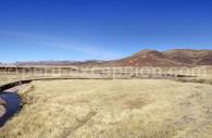 Vue panoramique depuis l'Andean Explorer