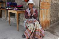 Rencontre lors d'un séjour au Pérou