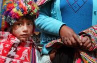 Les couleurs du Pérou, Tissus