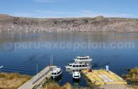 Arrivée à Puno, Lac Titicaca