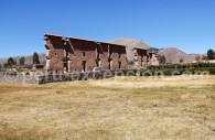 Raqchi, entre Puno et Cuzco