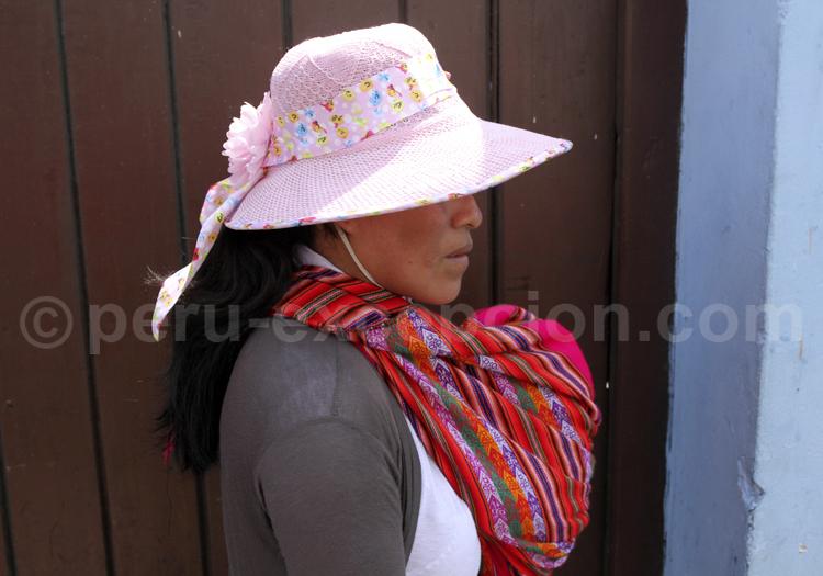 Profil, Pérou