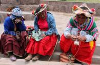Conversation, séjour au Pérou