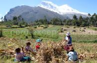 Situation géographique de Huaraz