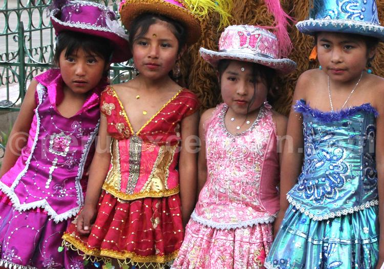 Tenue de fête, Trujillo, Pérou