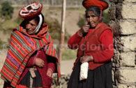 Tenues traditionnelles péruviennes
